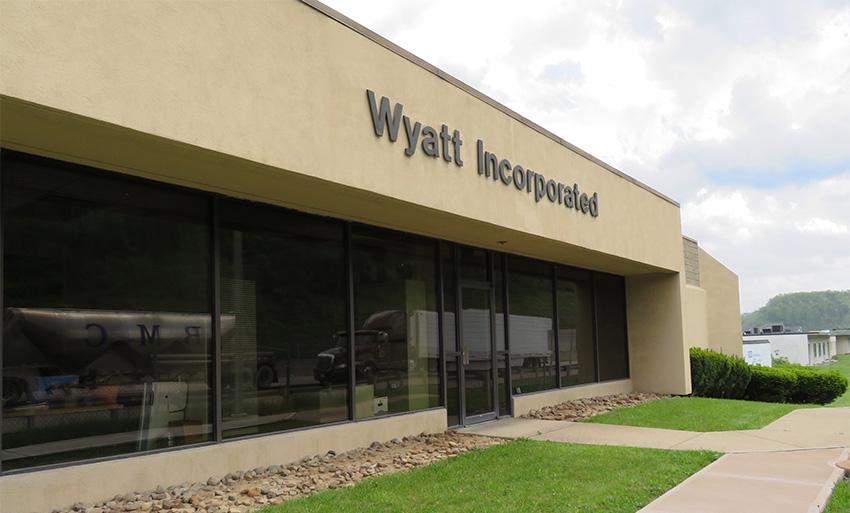 Wyatt Inc. Pittsburgh, PA
